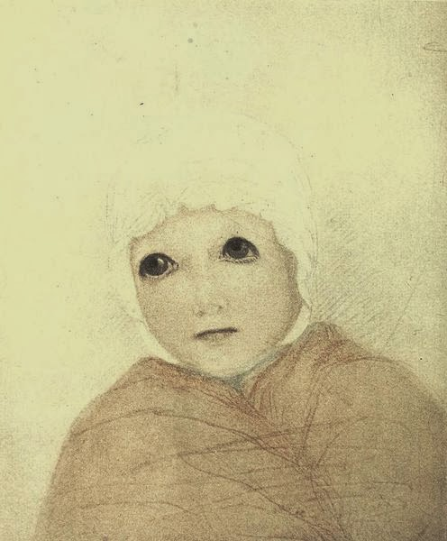 Marjory Fleming during her last illness possibly by Isabella Keith, 1811