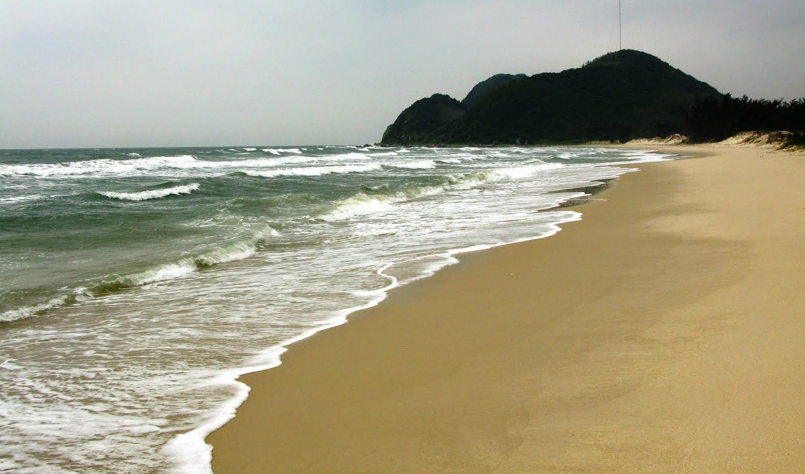 Hà Nội - Vân Đồn - Đảo Quan Lạn 2 ngày