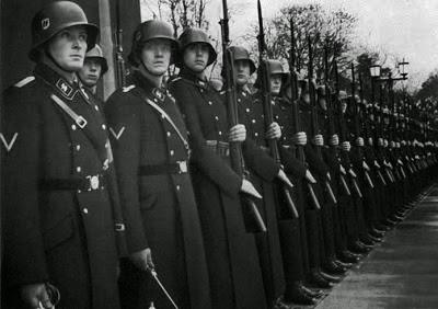 pasukan elite SS waffen jerman