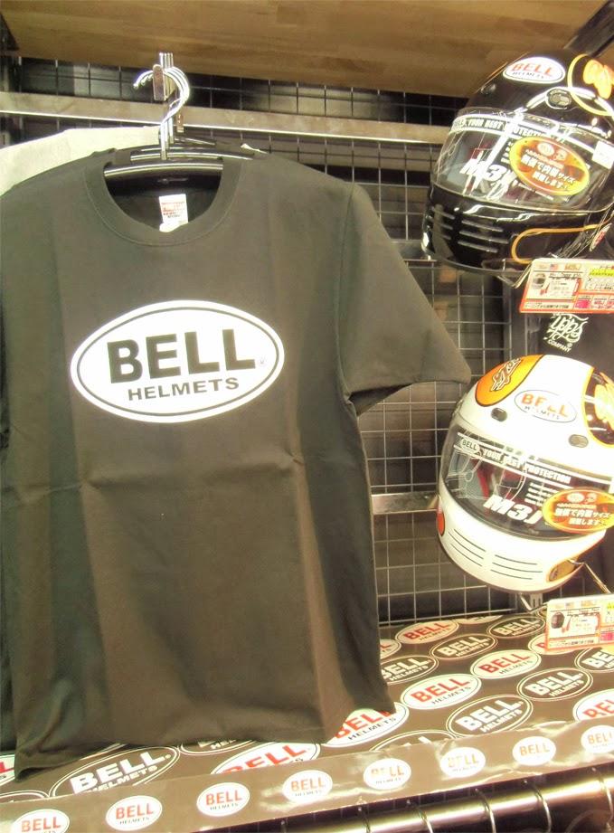 BELL Tシャツ 限定入荷