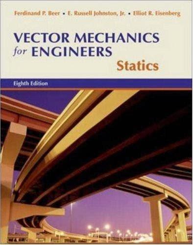 engineering mechanics statics 8th edition solution manual pdf