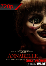 Assistir Filme Annabelle Legendado Online 720p HD