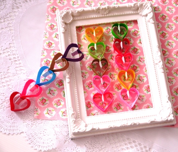 Kawaii*折り紙*チュートリアル♪ ... : 短冊 折り紙 : 折り紙