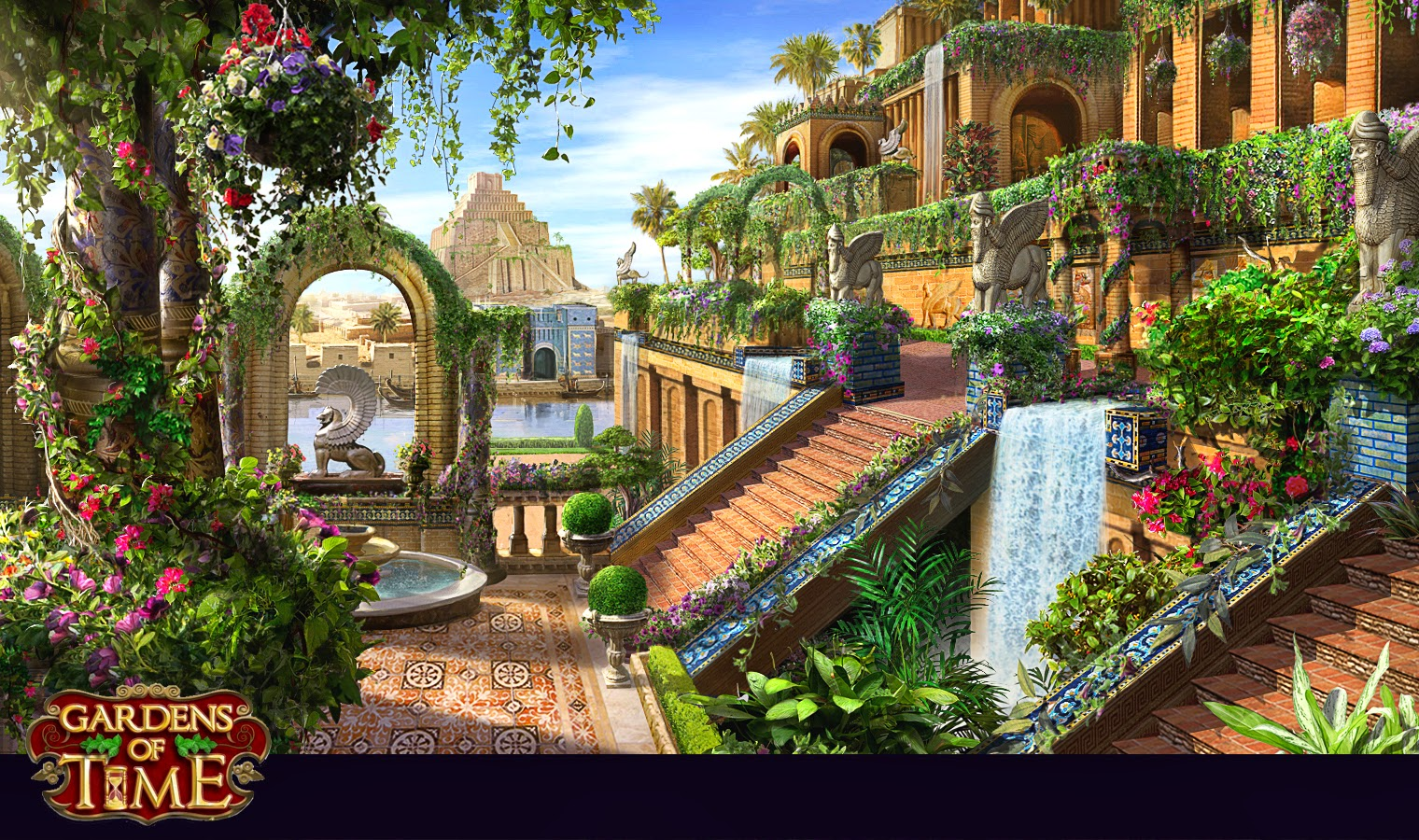 the hanging gardens of babylon Looking for the hanging gardens of babylon find out information about the hanging gardens of babylon see babylon babylon , ancient city of mesopotamia one of the most important cities of.