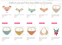 Enter to win 1 of 3 statement necklace - ends 01/26/13