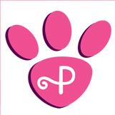 Love Or Flirting Pink Panther Logo