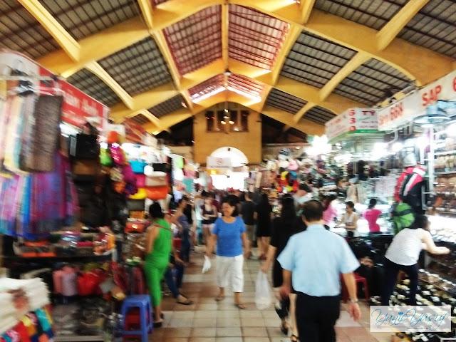 travel, Bến Thành Market, Vietnam