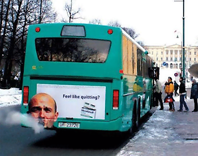25 Creative and Clever Bus Advertisements - Part: 4 (30) 25
