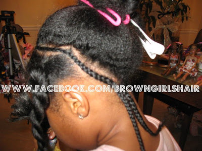 cute hairstyles for girls, cornrows, braids, ponytails