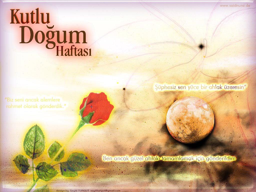 Kutlu doğum haftası peygamberimiz hz muhammed s a v in doğum