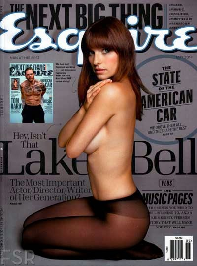 Esquire Magazine Mayo 2014 Lake Bell