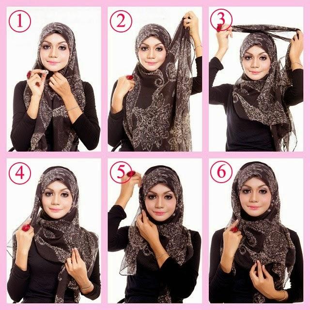 Hijab Segi Empat Kantor Terbaru