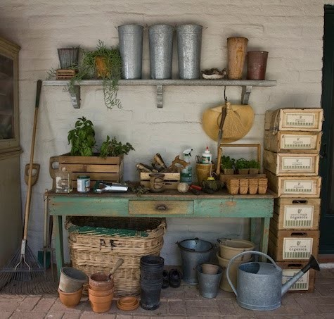 Inspire Bohemia Garden Potting Benches Sinks And Tools