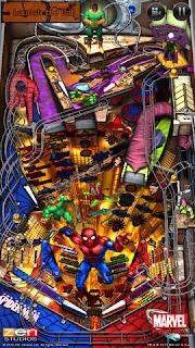 Marvel Pinball v1.0