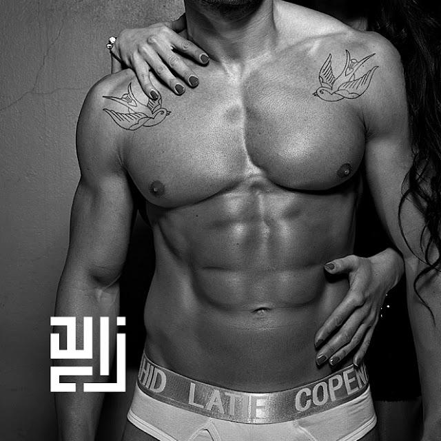 Zahid Latif Copenhagen men's underwear brand