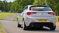 Lower Emissions and improved economy for Alfa Romeo Giulietta Range
