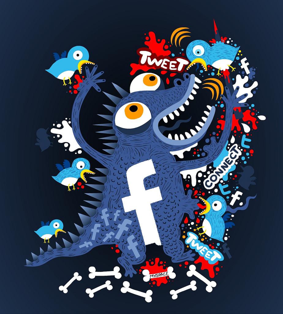 Kata Kata Lucu Facebook - Twitter Paling Gokil