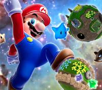 لعبة ماريو الغابة