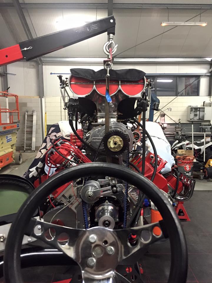 Car Engine Blower : V engine blower scoop free image for user