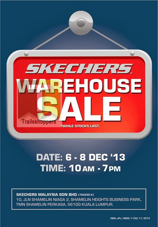 Skechers Warehouse Sale 2013