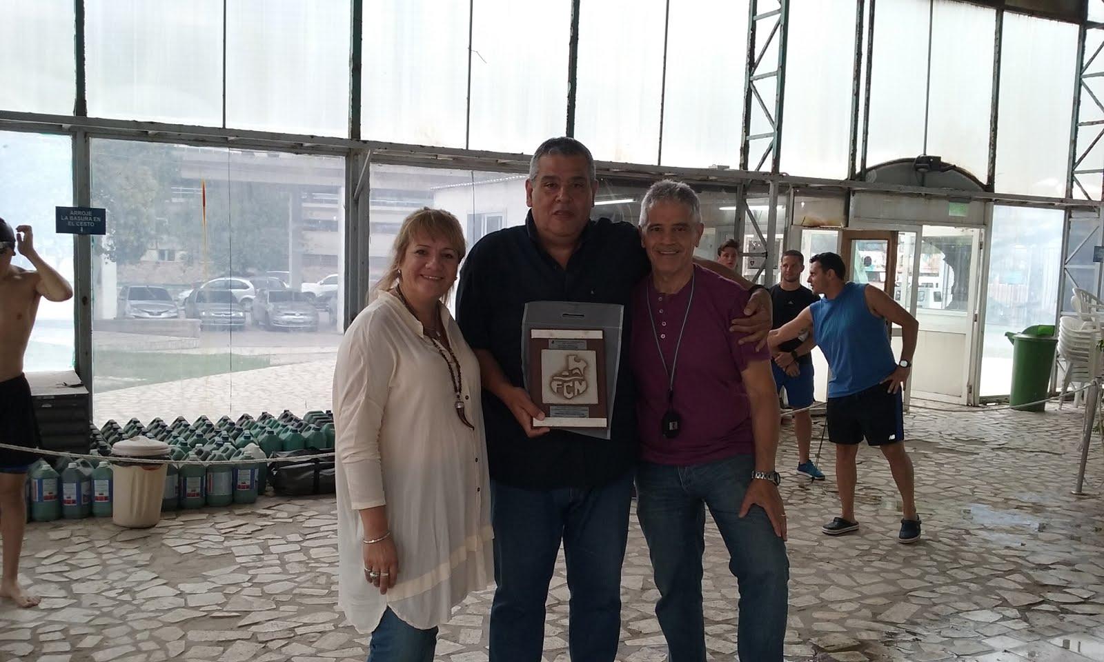 La 580 Deportiva y Federación Cordobesa de Natación