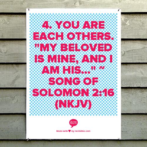 wedding quotes bible Best