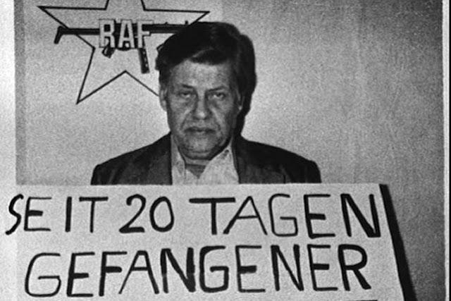 Ulrike Meinhof y la Fraccion del Ejercio Rojo Raf+11