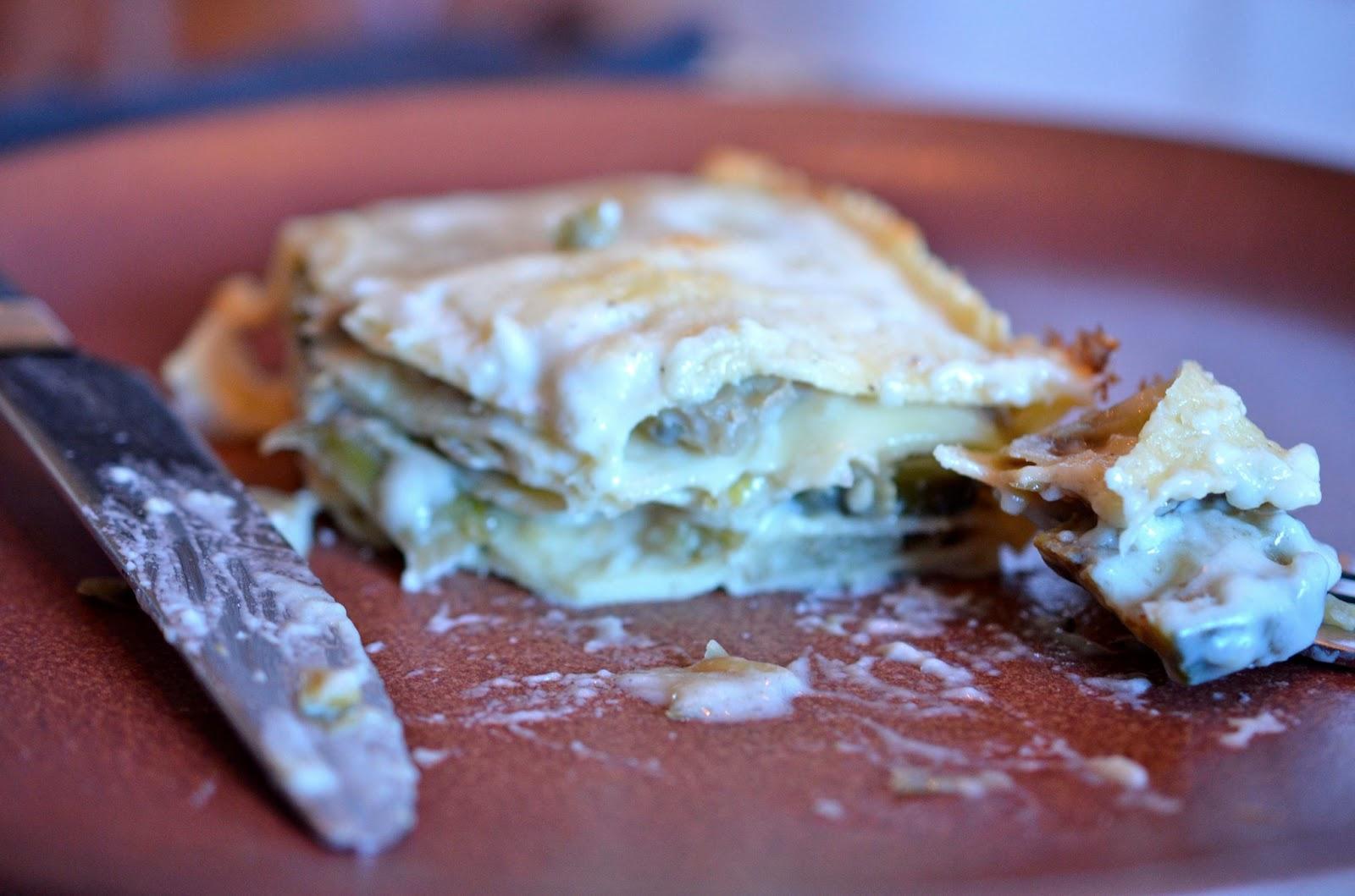 Omnivorous: Marcella Hazan\'s Artichoke Lasagne