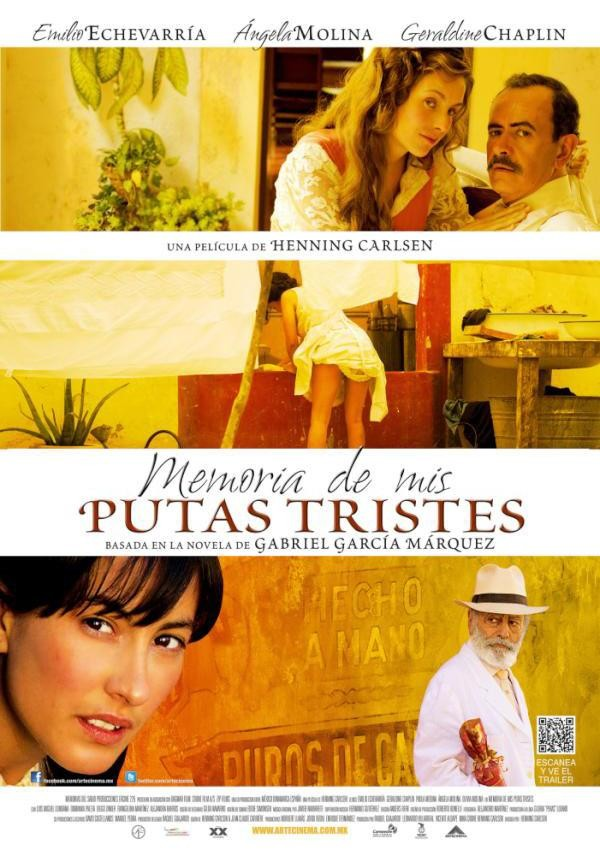 Memoria de mis putas tristes (2011) 3GP