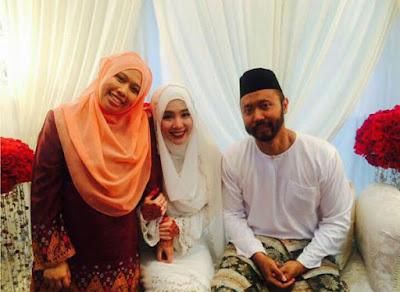 Biodata Suami Felixia Yeap - Dr Rezal Khairi Ahmad