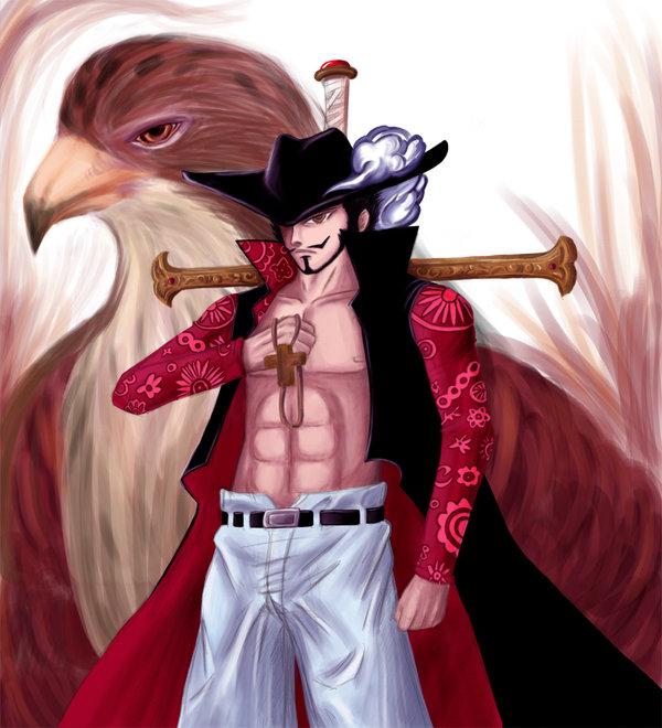 Devil's Bat's: Dracule Mihawk 'One Piece