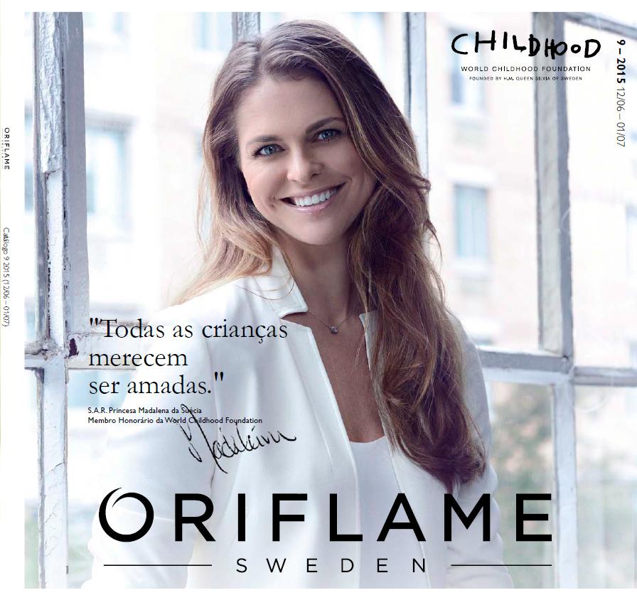 Catálogo 09 de 2015 da Oriflame