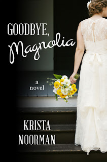 Heidi Reads... Goodbye, Magnolia by Krista Noorman