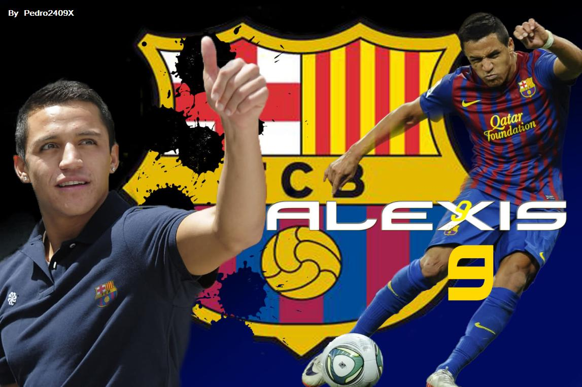 Alexis S  nchez Wallpaper  2   FC Barcelona Wallpapers
