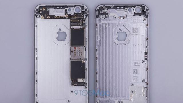 Les premières photos du nouvel iPhone 6s