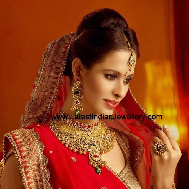 Indian Bridal Jewellery Set