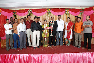 SCS Team Arun Chandar Marriage