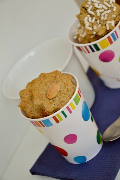 biscotti integrali home made
