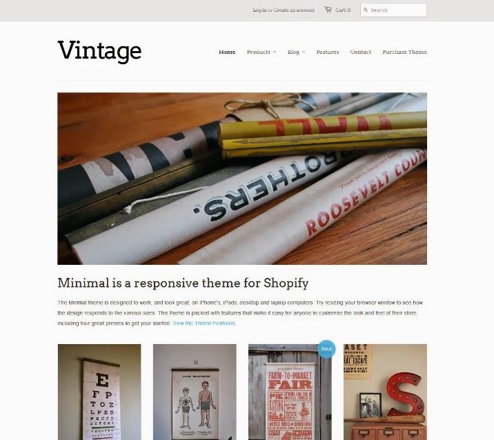 Minimal Vintage