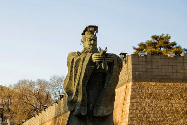Qin Shi Huang   246 l  231   252 leri standarta oturtma konusunda da    Qin Shi Huang
