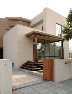 Exterior Home Design - Front Home Design Ideas