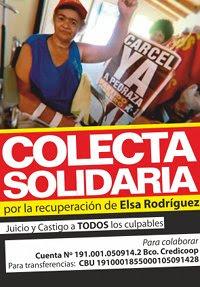 Campaña por la Recuperación de Elsa Rodríguez