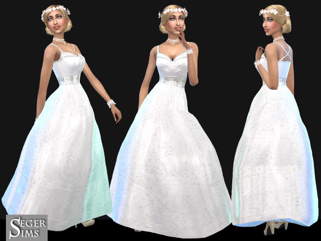 Wedding dress by segersims