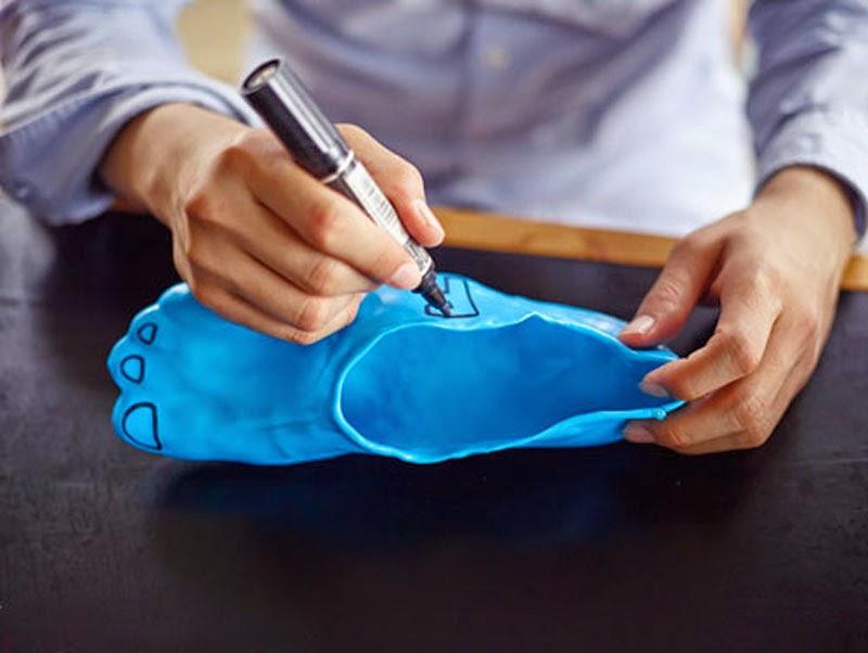 Cómo hacer tus propios zapatillas al instante con Fondue Slipper