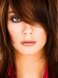 Hairstyles for Round Face Shapes - What Hair Styles Will Suit your ...