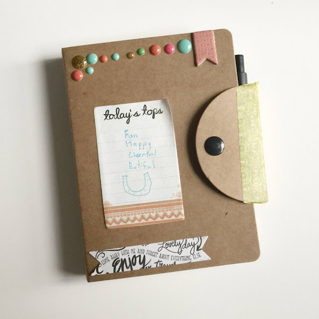 #lists #mini album #scrapbook #challenge #iloveitallblog