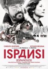 Carátula del DVD Ispansi (Españoles)