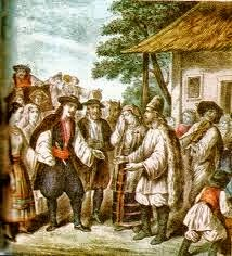 Nunta în vremea lui Caragea