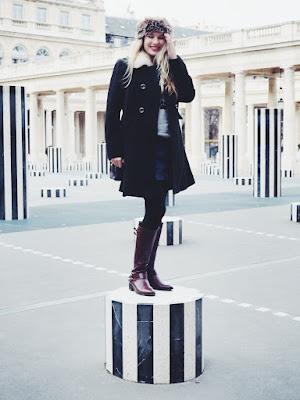Fiona Kay in Paris