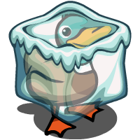 FarmVille Duck Cube